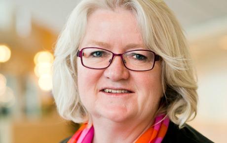 Riksdagsman arbetar for okad jamstalldhet