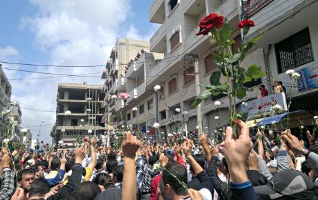 Minst 90 dodade i syrien