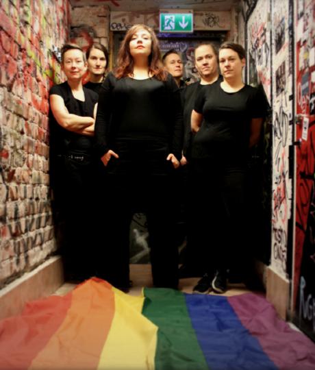 bästa bandet på för lesbiska Analsex män