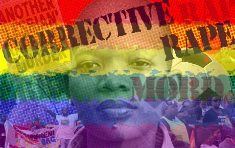 sydafrikanska svarta lesbiska