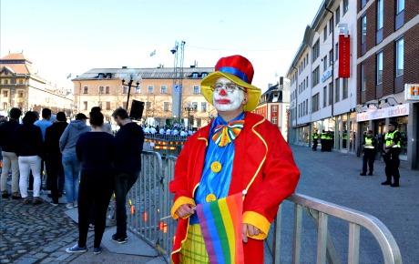 Clown kön videor