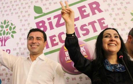 Hdp ledare gripna i turkiet